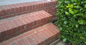 Brick Steps Before